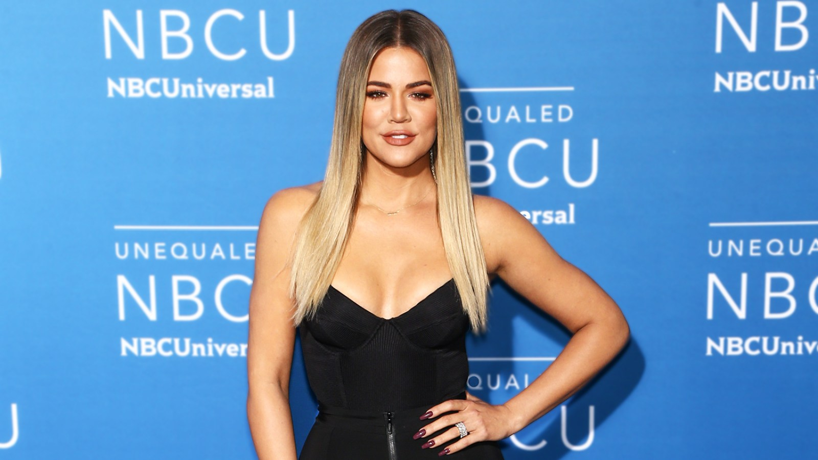 9796cff611 Khloe Kardashian Reveals Her Secret for Staying  Super Confident