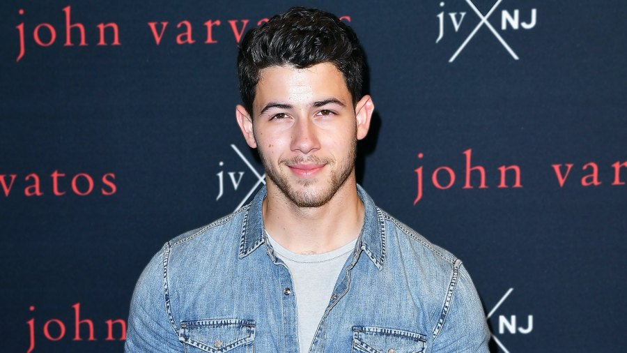Nick Jonas attends the launch of his new fragrance collaboration JVxNJ with US designer John Varvatos in New York City on August 8, 2018.