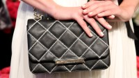 black kate spade bag clutch
