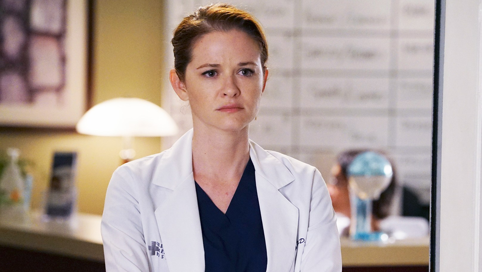 Sarah Drew Opens Up About 'Grey's Anatomy' Firing For First Time