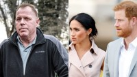 Duchess Meghan's Brother Thomas Markle Jr. Blames Prince Harry for Family Drama