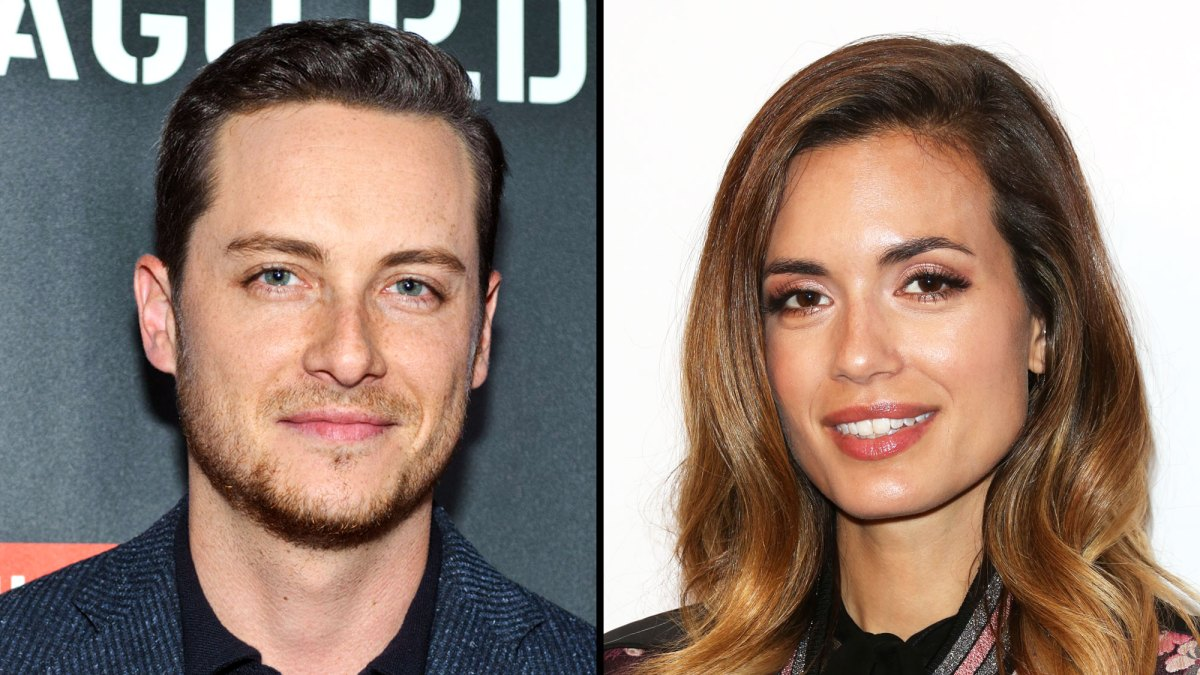Her ex-boyfriend and ex-partner Detective Halstead (Jesse Lee Soffer) sat alone in their shared apartment and there was even a montage of past Bush clips.