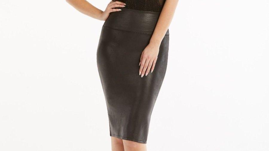 spanx skirt
