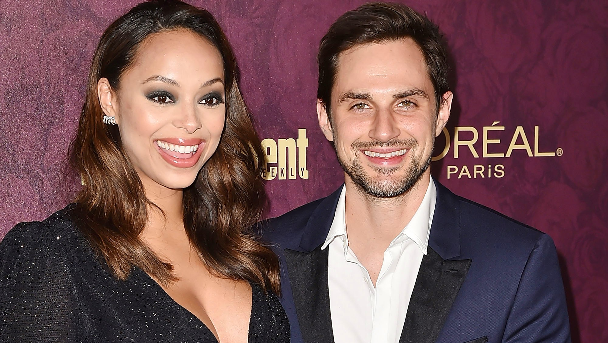 Amber Stevens West and Andrew J. West