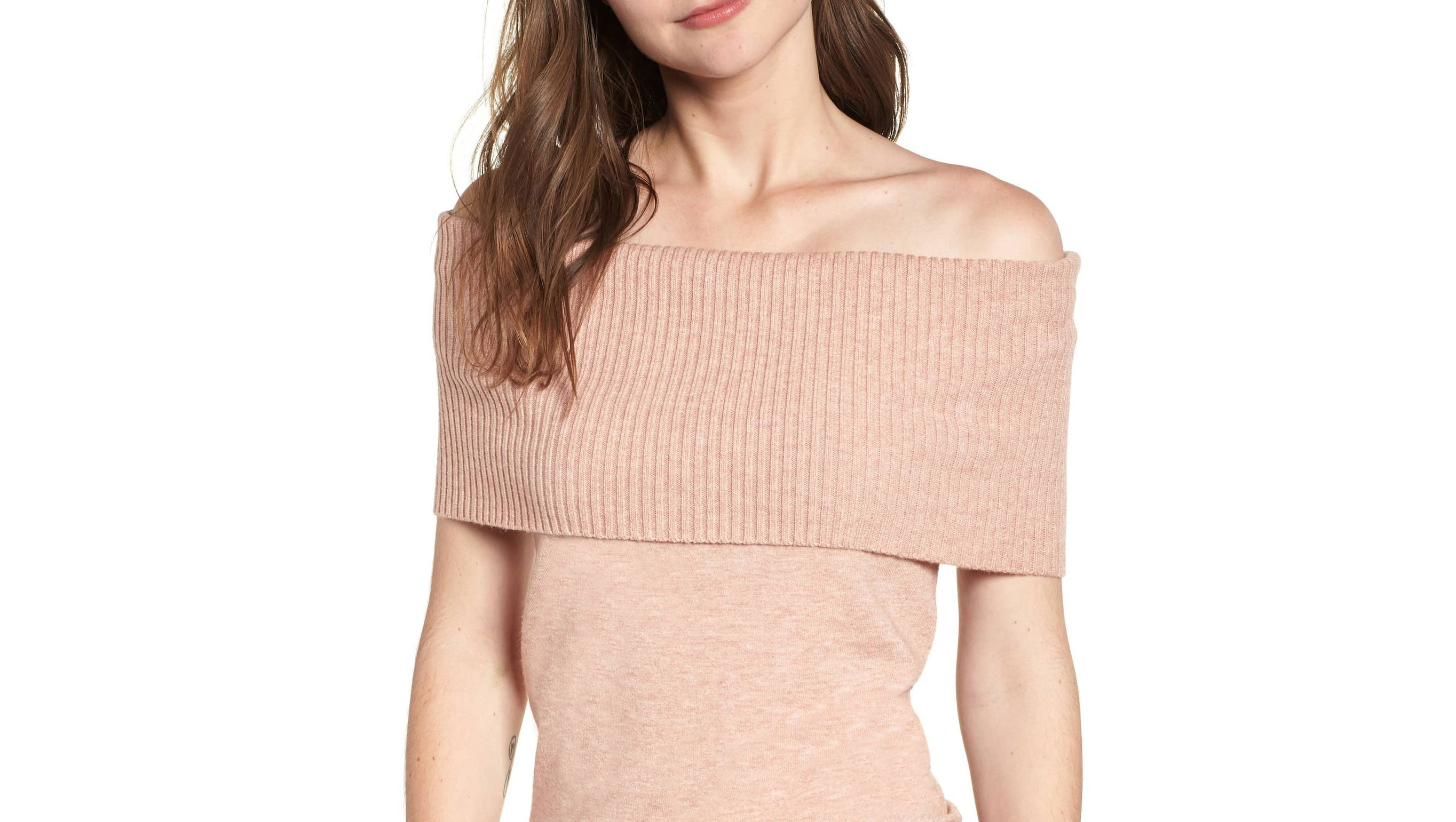 Bishop-+-Young-Off-the-Shoulder-Sweater
