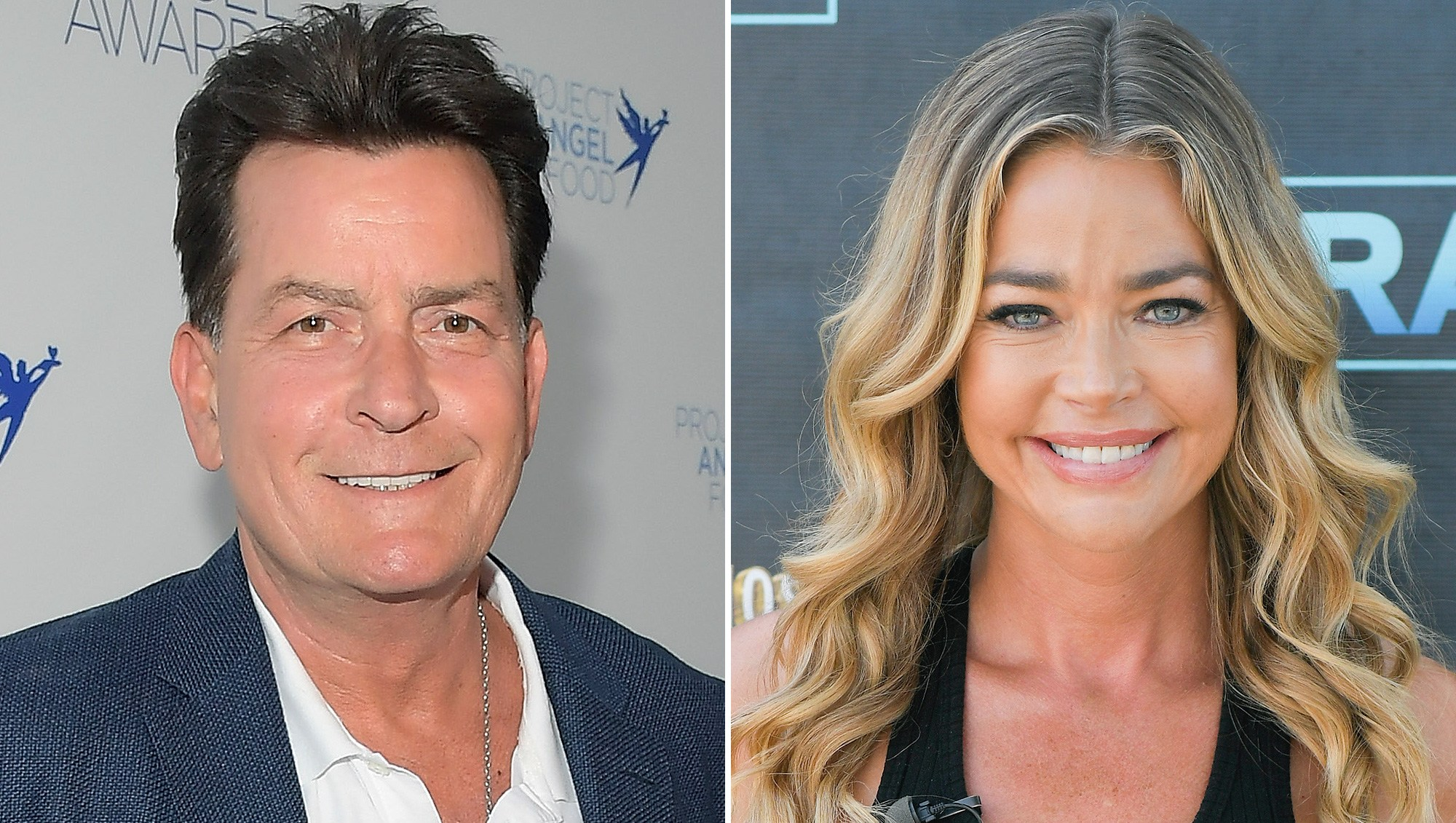 Charlie Sheen, Denise Richards, Married