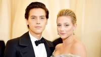 Cole-Sprouse-lili-reinhart-topless-photo