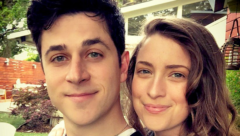 David-Henrie-and-Maria-Cahill-expecting-girl