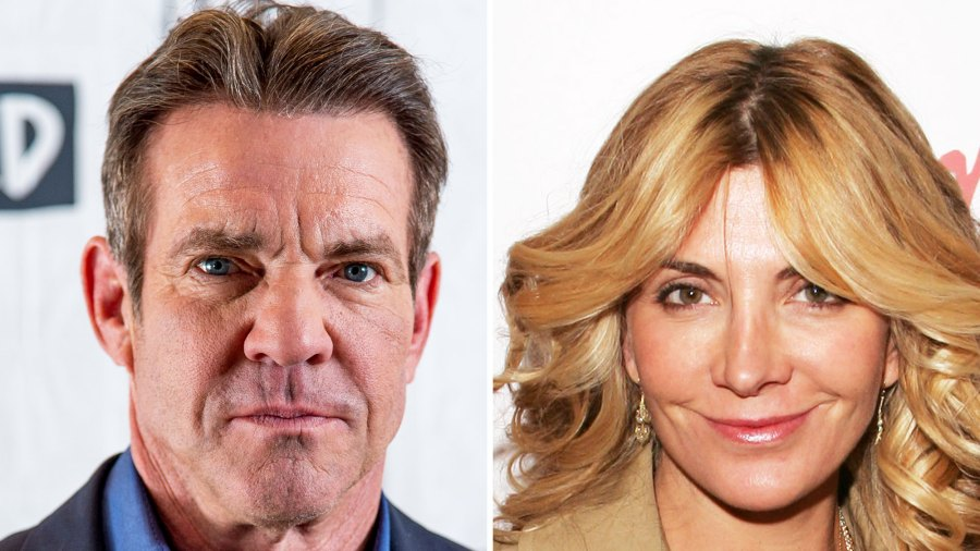 Dennis Quaid and Natasha Richardson