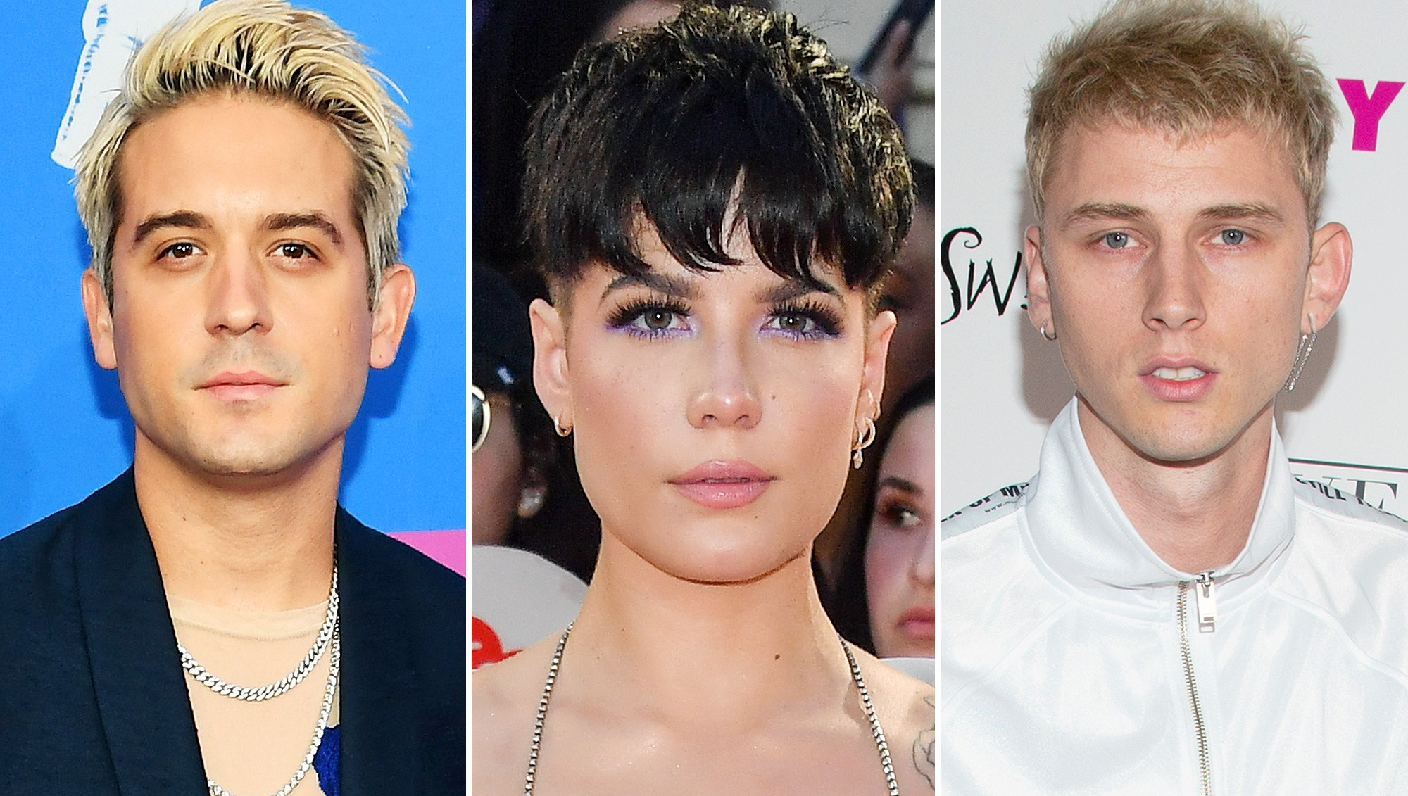 G-Eazy, Halsey, Machine Gun Kelly, Love Triangle