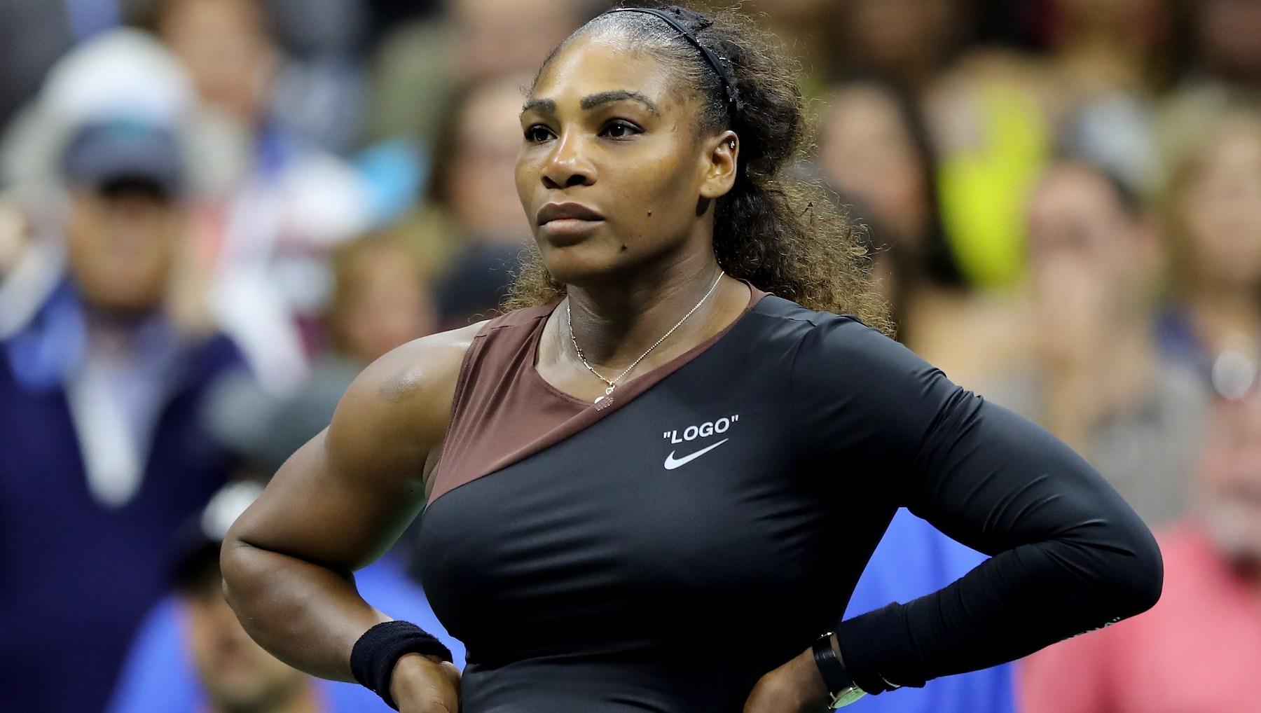 Serena Williams U.S. Open 2018