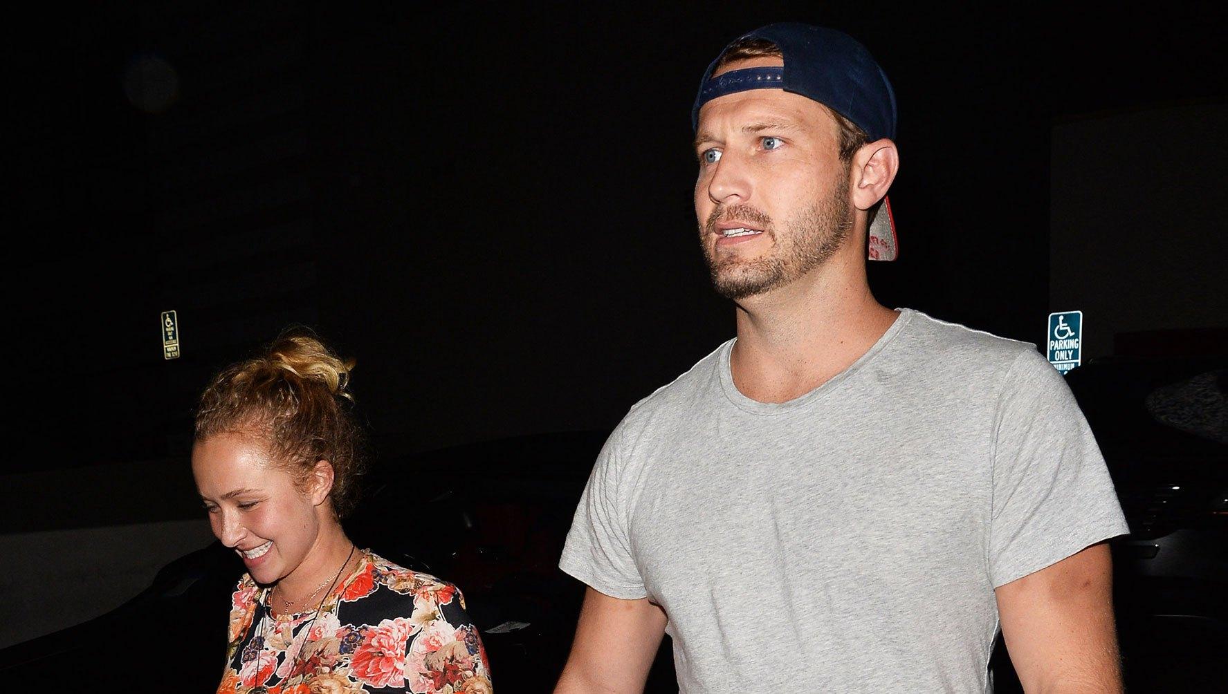 Hayden Panettiere Boyfriend Brian Hickerson
