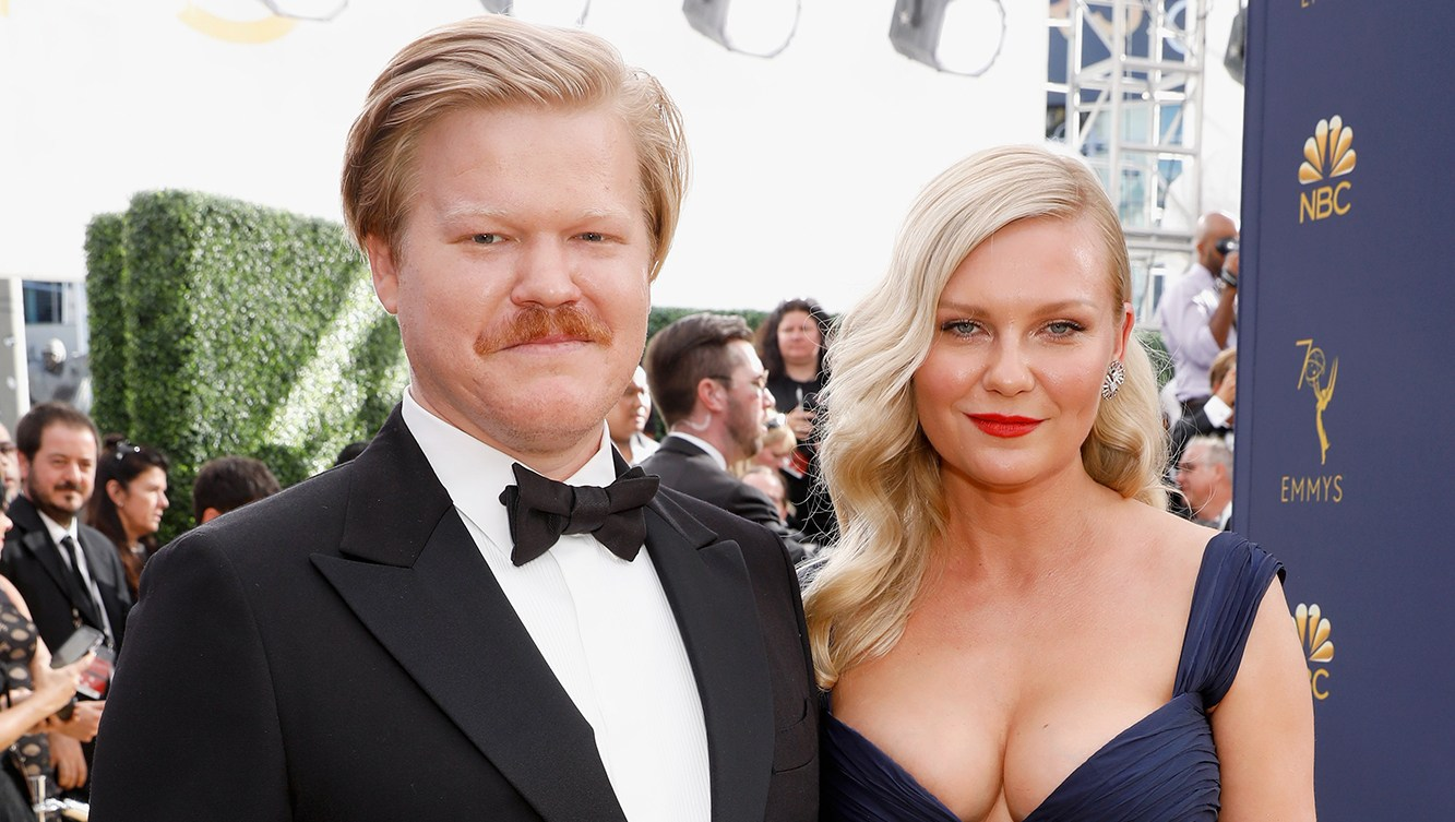 Jesse Plemons and Kirsten Dunst Walk First Red Carpet Since Welcoming Their First Child Together