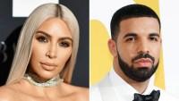 Kim Kardashian Denies Drake Hook Up