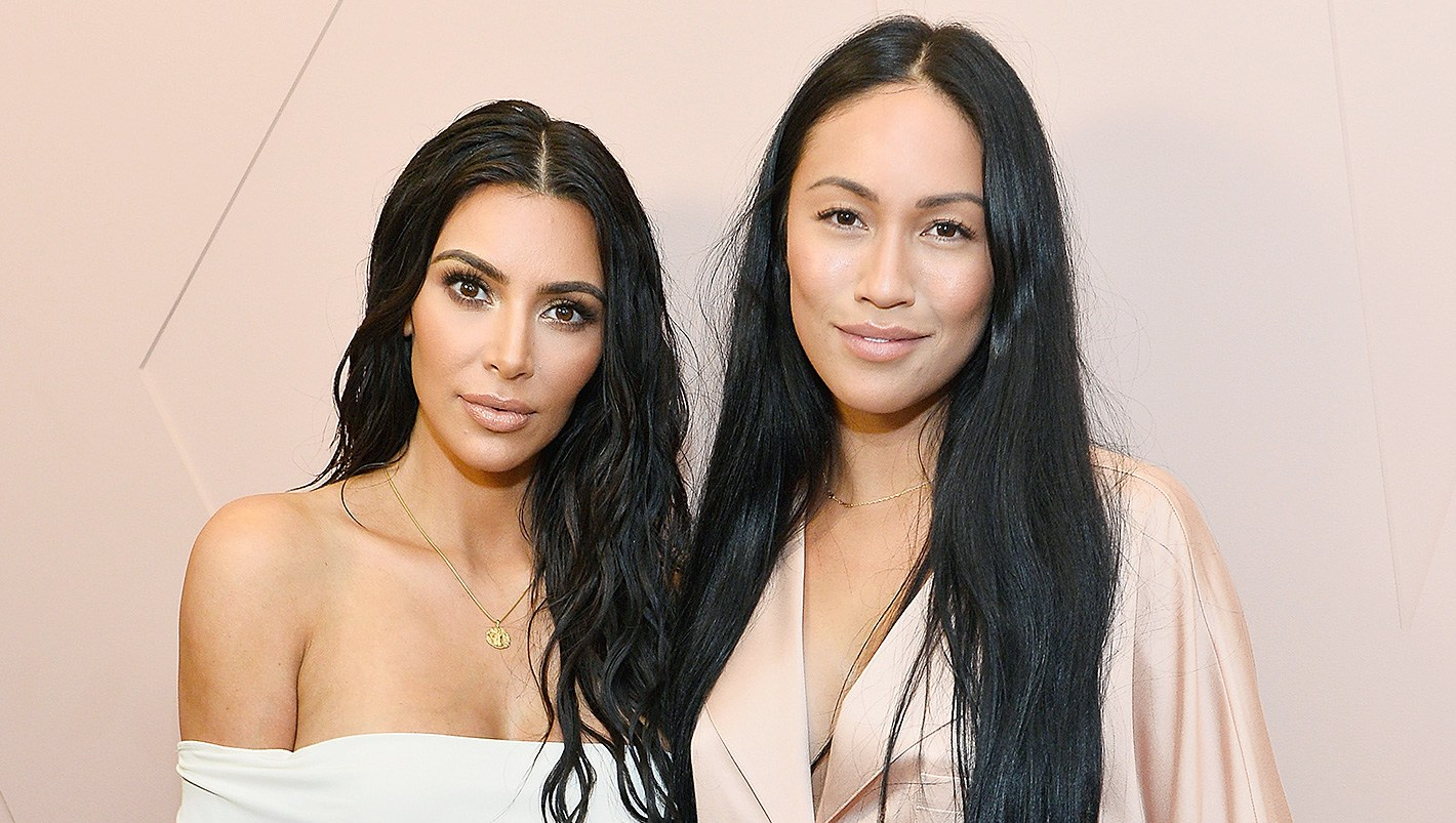 Kim Kardashian West, Stephanie Shepherd, Birthday
