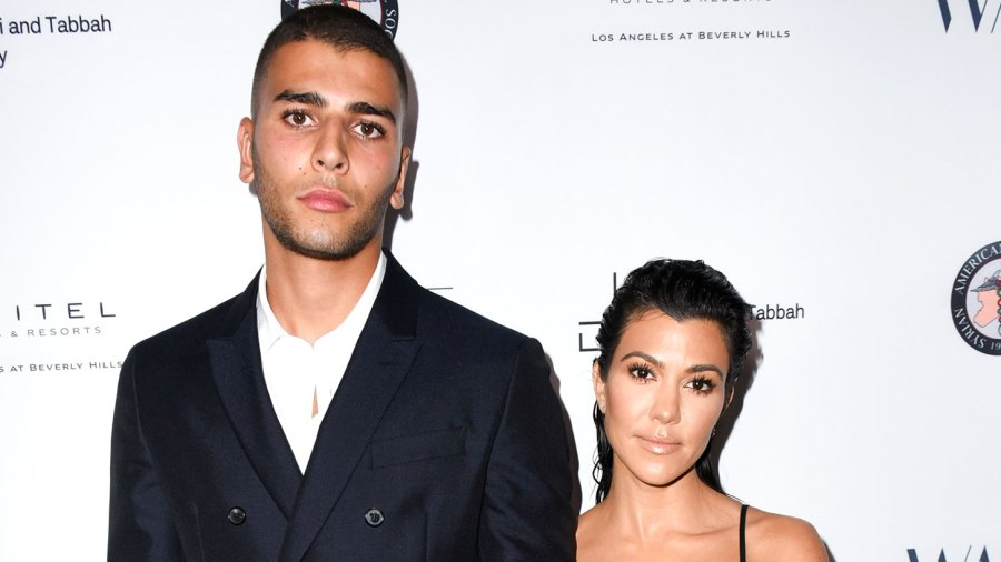 Kourtney Kardashian Younes Bendjima date night