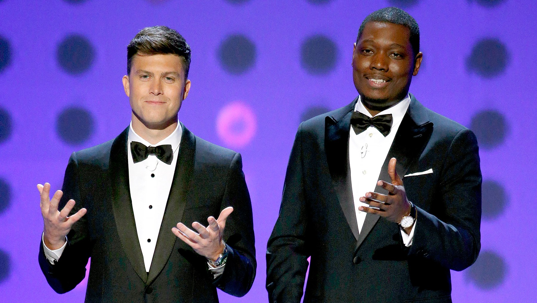 Michael-Che-and-Colin-Jost-emmys-2018