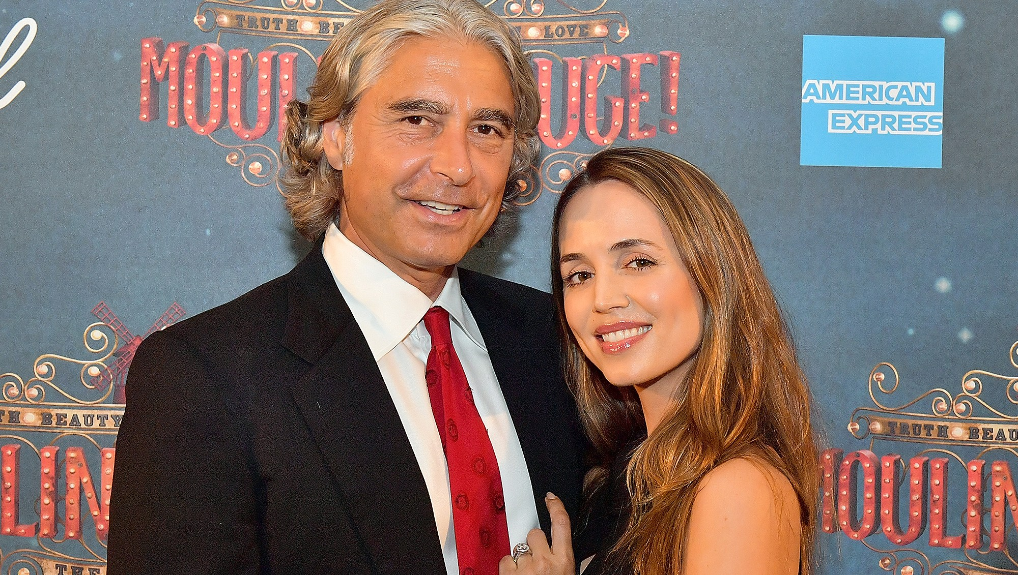 Peter Palandjian, Eliza Dushku, Married, Wedding