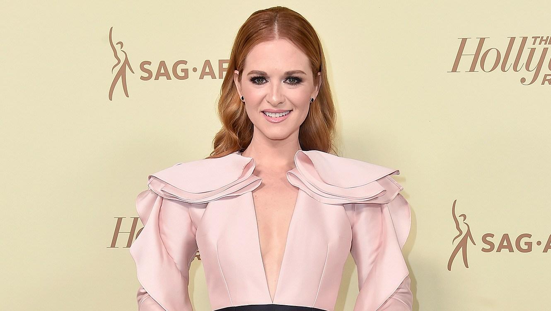Sarah Drew, Hollywood Reporter, SAG-AFTRA