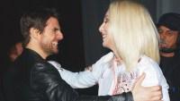 Tom Cruise, Cher, Romance