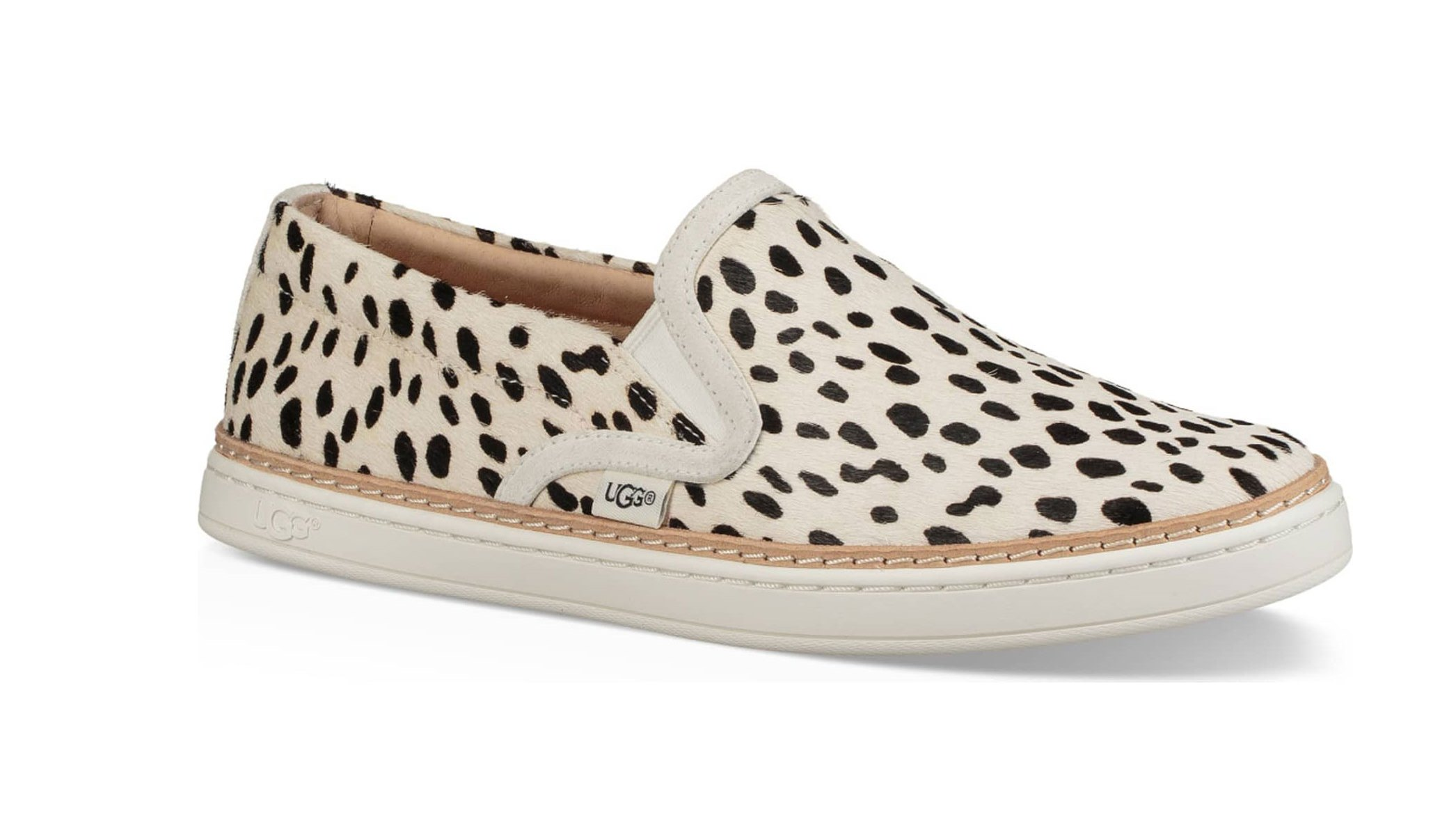 UGG-Soleda-Genuine-Calf-Hair-Slip-On-Sneaker