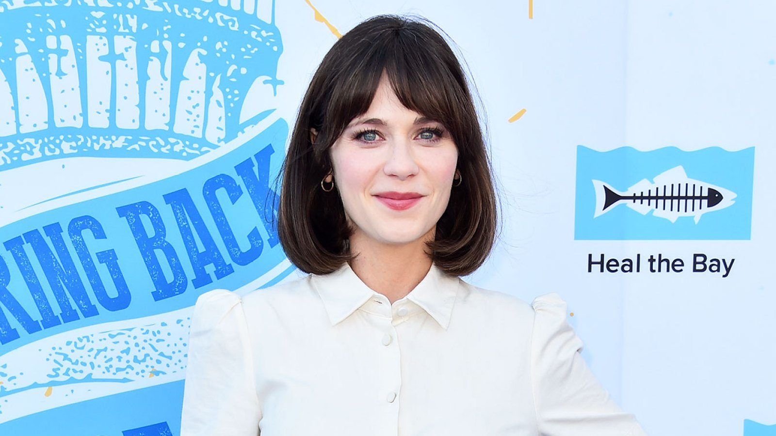 816c2c7d395b Zooey Deschanel Reveals Why She Loves to Cook With Her Kids