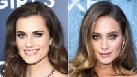 Allison Williams and Hannah Davis Jeter