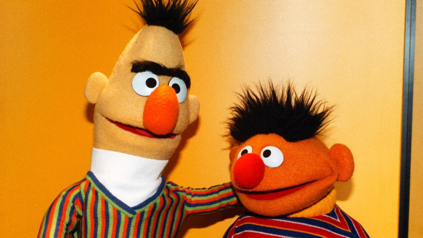 Bert and Ernie Are a Gay Couple, Former 'Sesame Street' Writer Confirms