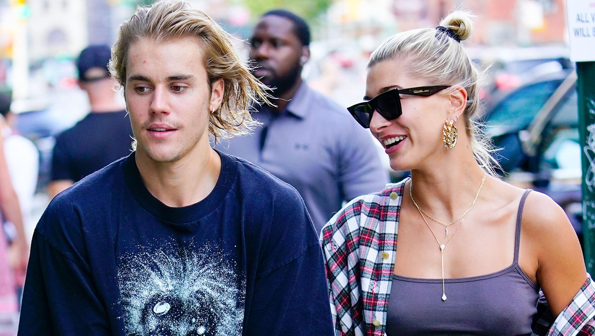 Hailey Baldwin and Justin Bieber married