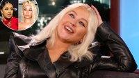 Christina Aguilera NYFW Performance Cardi B Nicki Minaj Fight