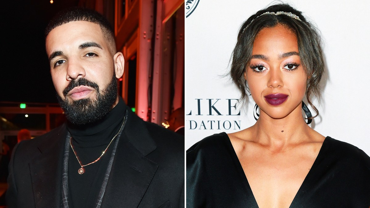 18 Year Old Jenna Porn drake is not dating 18-year-old model bella harris