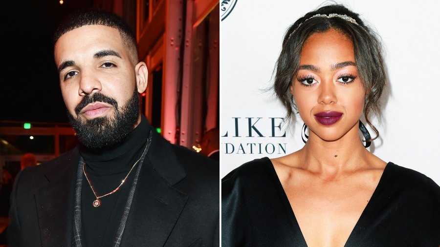 Drake Not Dating Bella Harris