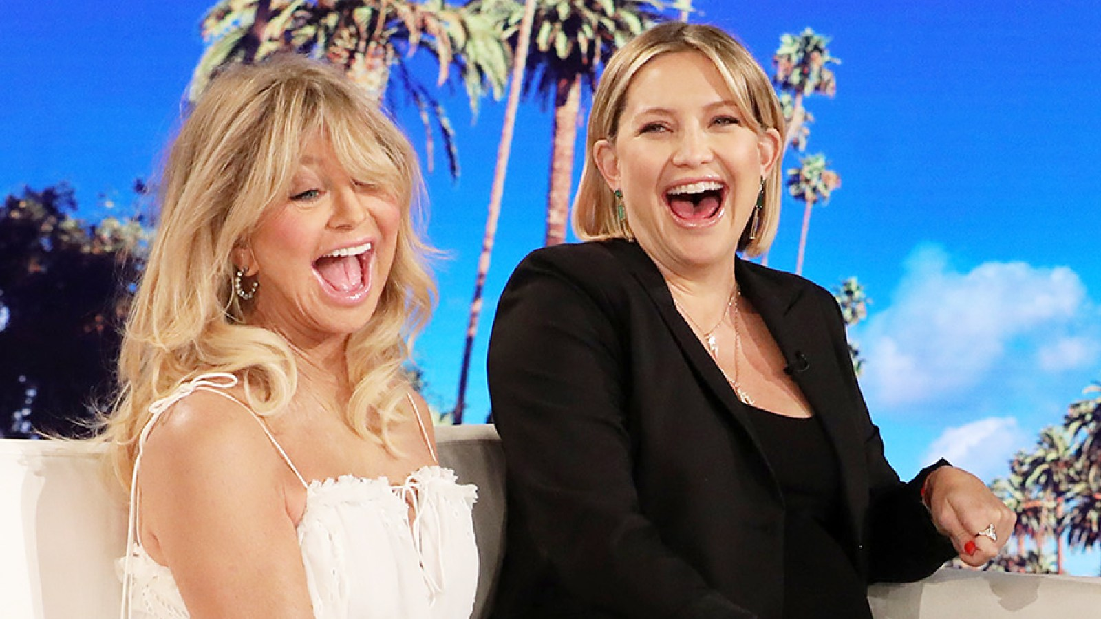 ab181223e4425 Goldie Hawn Once Gave Pregnant Daughter Kate Hudson a Bizarre Gift in  Delivery Room