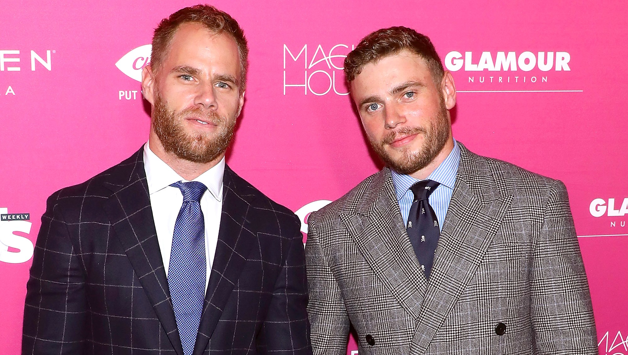 Matthew Wilkas and Gus Kenworthy