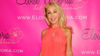 Actress Linda Thompson