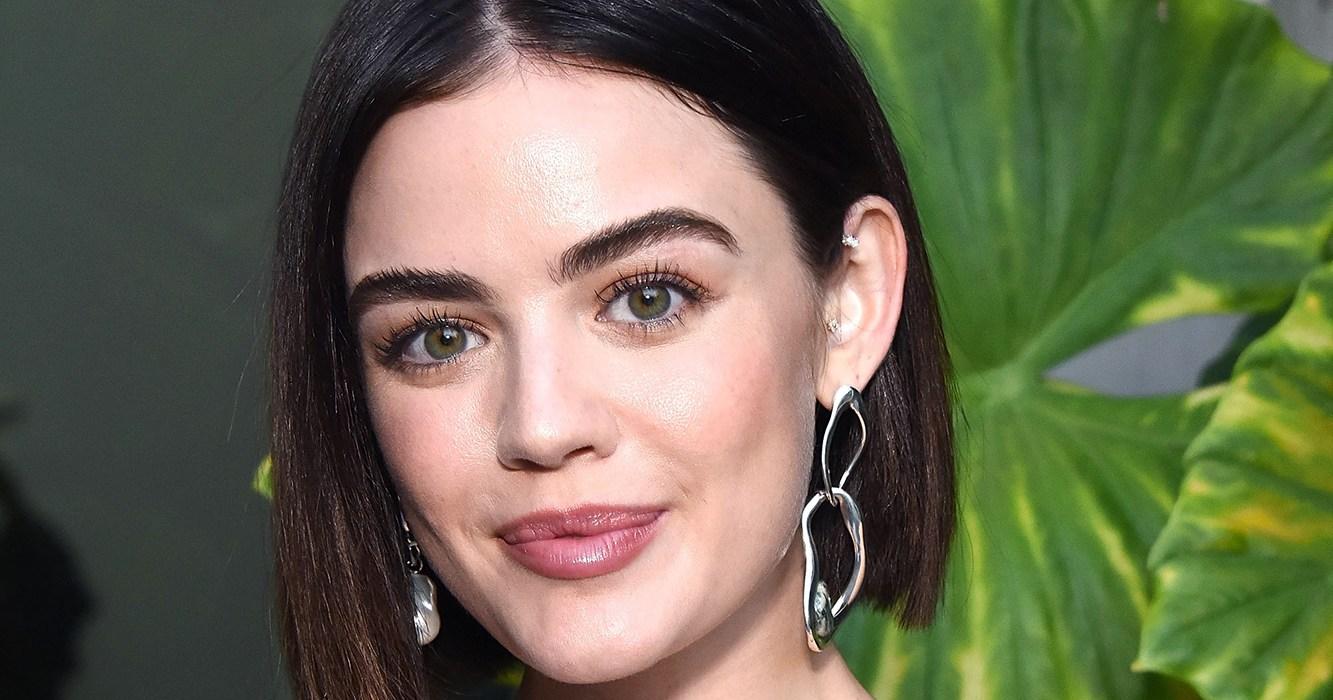 'Get Tressed With Us' Podcast: Lucy Hale's Stylist Kristin Ess Shares the One Hair Tool You Really Need