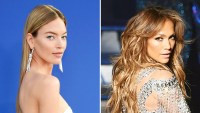 Martha Hunt Jennifer Lopez Body Victoria's Secret Fashion Show