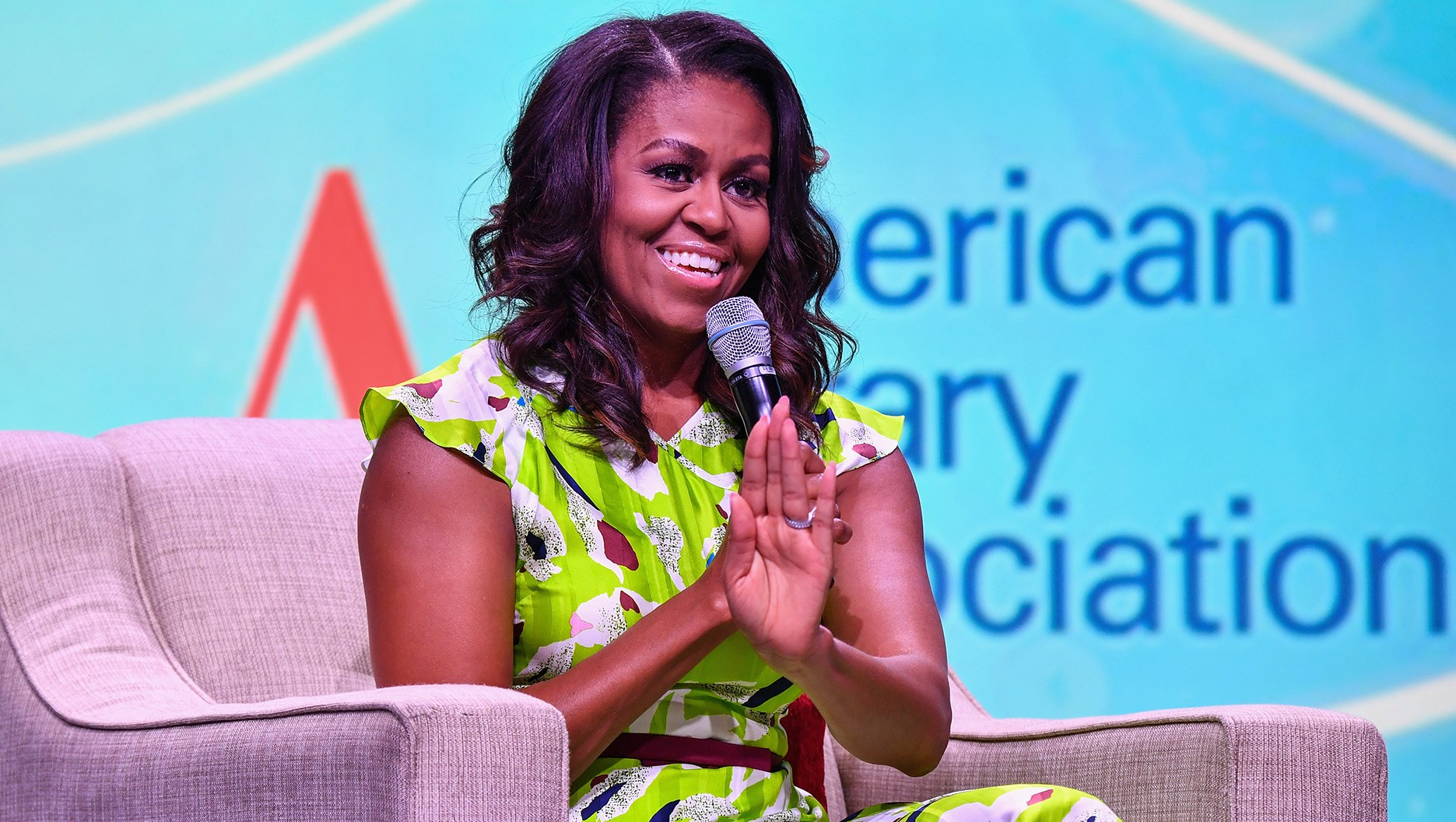 Former First Lady of the United States Michelle Obama