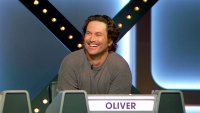 Oliver Hudson on 'The Match Game'