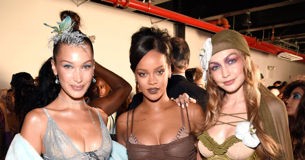 8488a224 Rihanna's Savage x Fenty Fall 2018 NYFW Runway: Pics