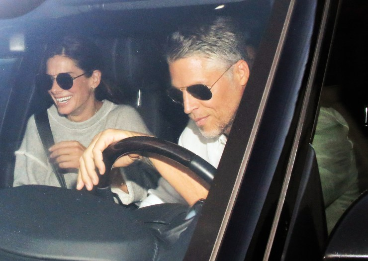 Sandra Bullock's BF Bryan Randall Has Been Her 'Rock' After