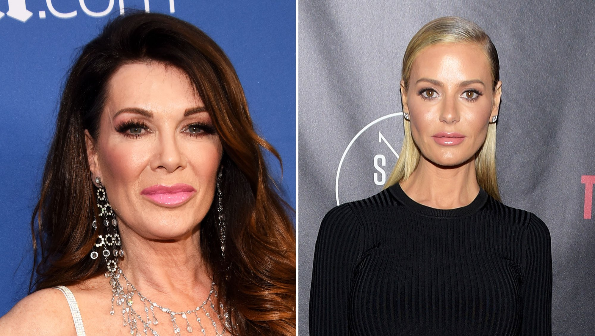 Lisa Vanderpump, Dorit Kemsley and Real Housewives of Beverly Hills Cast