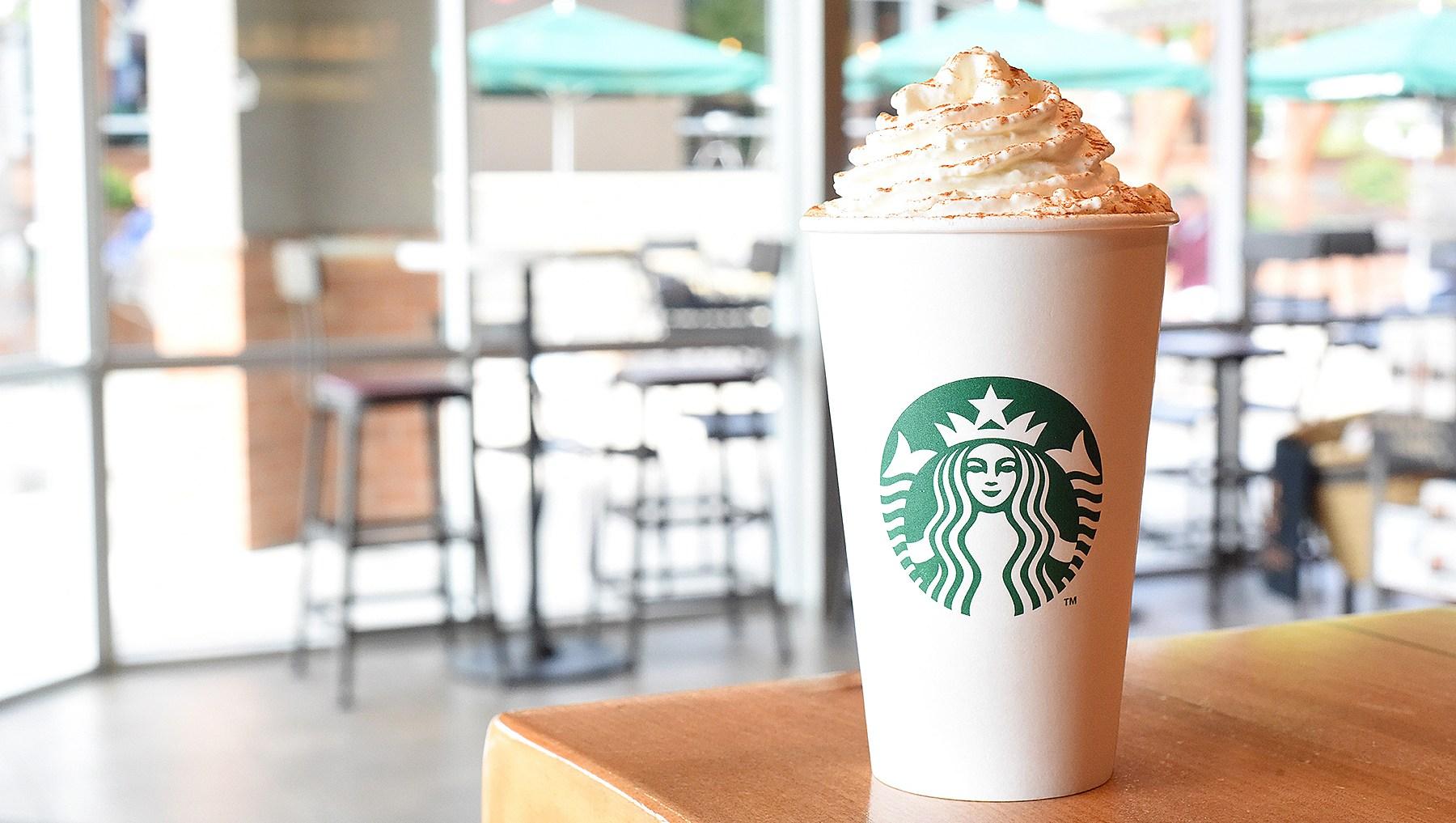 Starbucks' Pumpkin Spice Latte