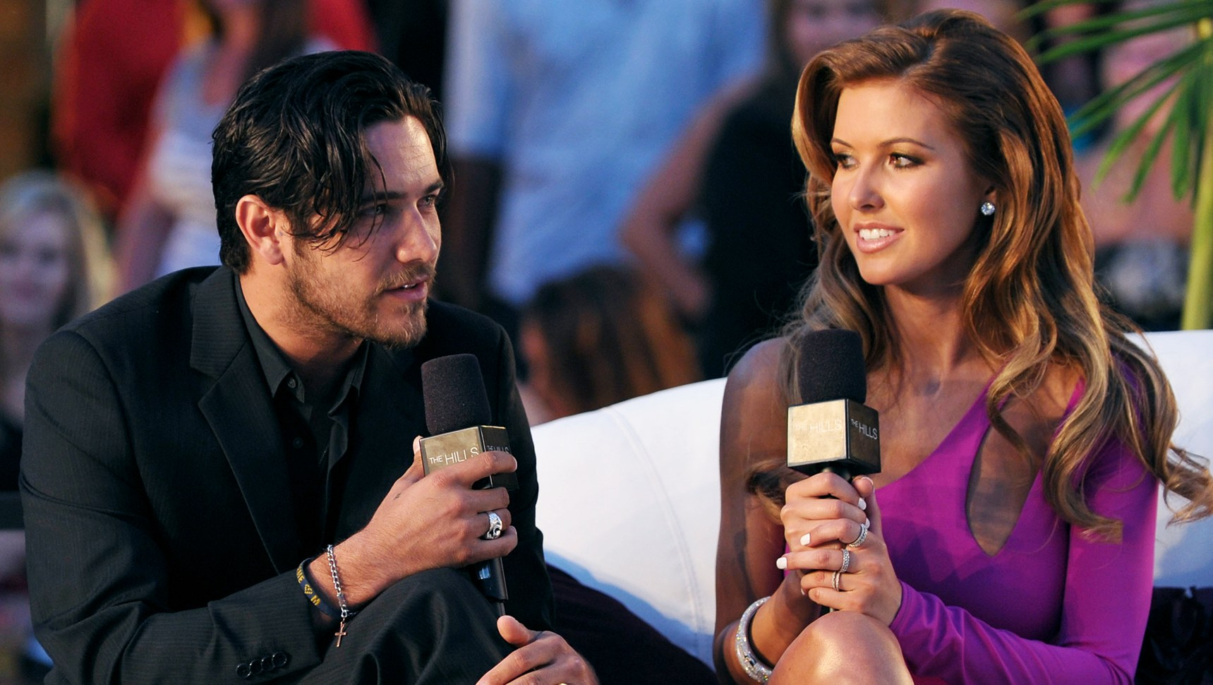 Inside 'The Hills' Revival: Audrina Patridge and Justin Bobby Brescia Have Started Filming Together