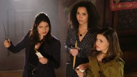 Charmed, Reboot, Melonie Diaz, Mel, Madeleine Mantock, Macy, Sarah Jeffery, Maggie