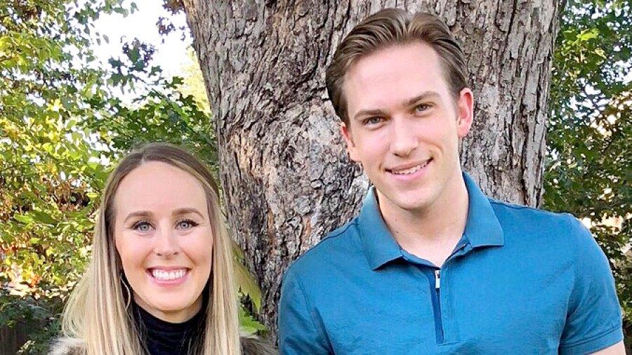 Danielle Bergman and Bobby Dodd expecting