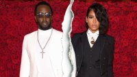 Sean Combs and Cassie