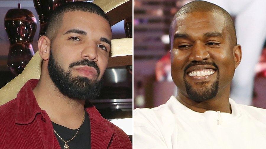 Drake, Kanye West, Baby