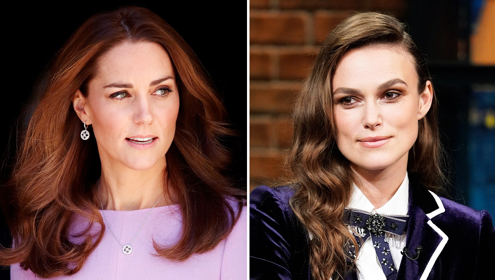 Duchess Kate Annoyed Keira Knightley Mom Shaming