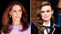 Duchess Kate Annoyed Keira Knightley Mom Shaming